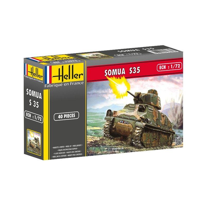 Heller Panzer Somua