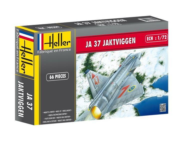 Heller Saab Ja-37 Jaktviggen