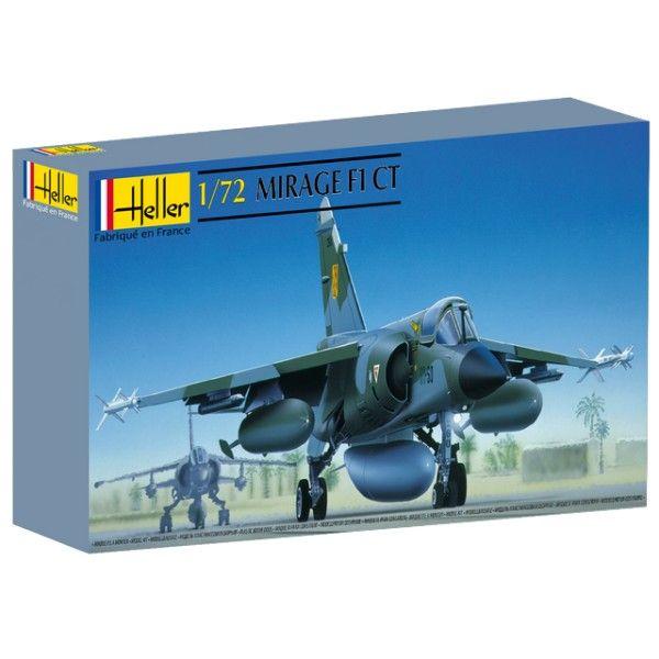 Heller Dassault Mirage F1 CT