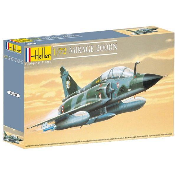 Heller Dassault Mirage 2000 N