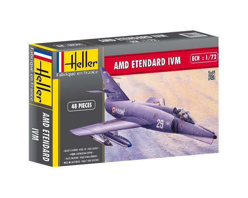Heller AMD Etendard IV M