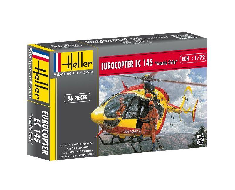 Heller Eurocopter Securite Civile