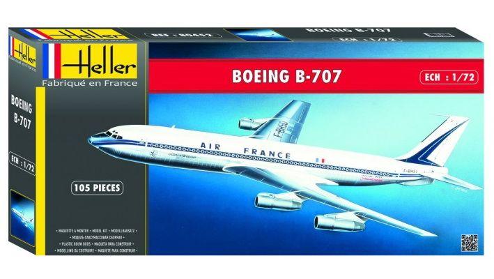 Heller Boeing B-707 A.F.