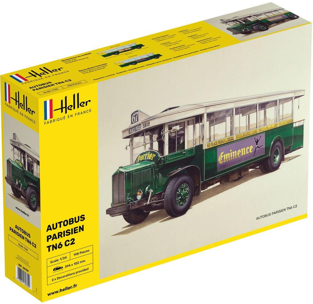 Heller Autobus TN6 C2