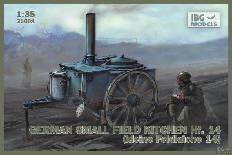 IBG German small field kitchen Hf.14