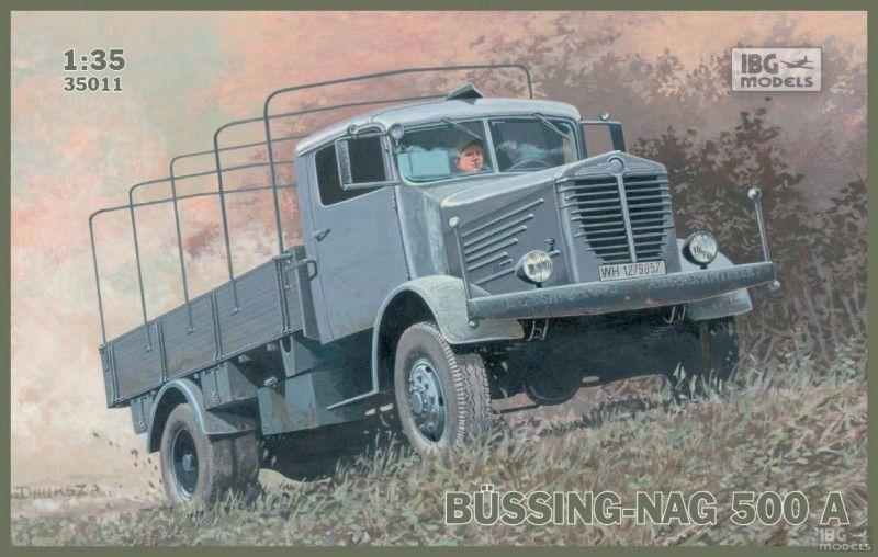 IBG Bussing-Nag 500A