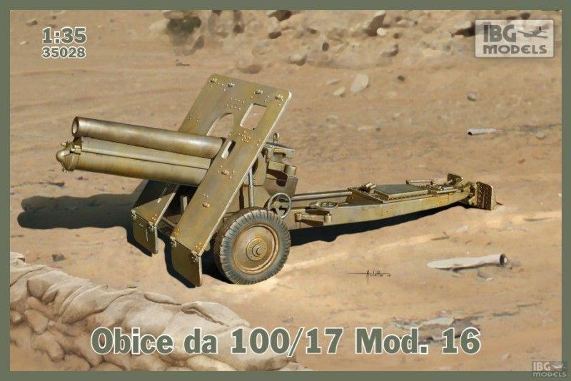 IBG Obice da 100/17 Mod.16