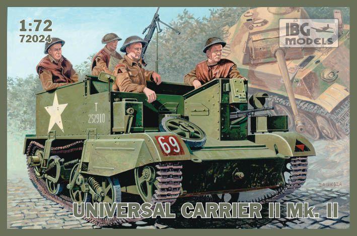 IBG Universal Carrier II Mk.II