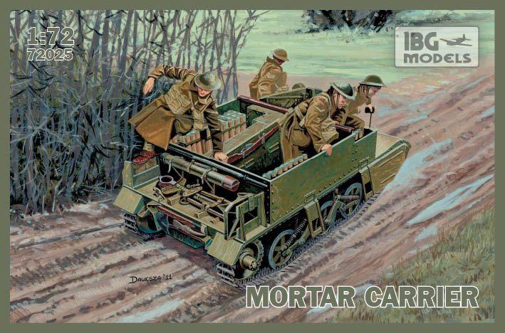 IBG Universal Carrier I Mk.II Mortar Carrier