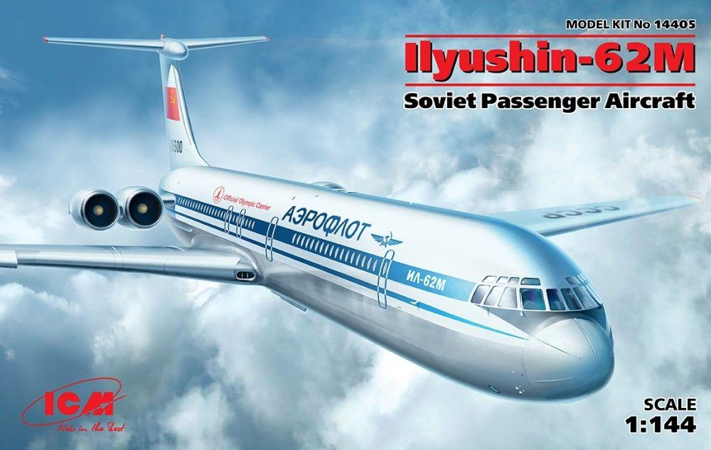 ICM Ilyushin IL-62M