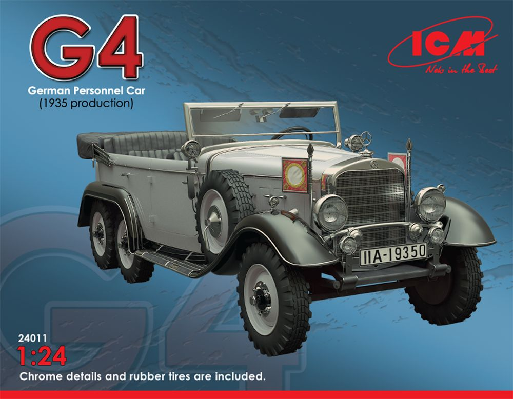 ICM Typ G4 (1935 production)