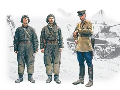 ICM Soviet Tank Crew (1939-1942)