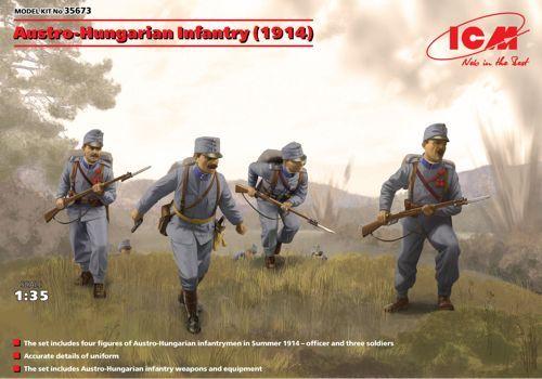 ICM Austro-Hungarian Infantry 1914