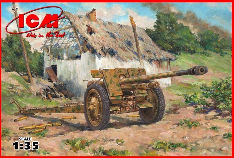 ICM 7,62 cm Pak 36(r)