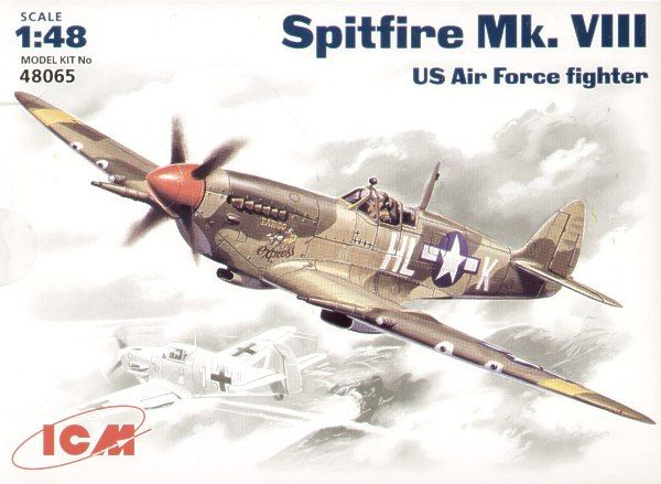 ICM Spitfire Mk.VIII