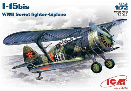 ICM Polikarpov I-15bis