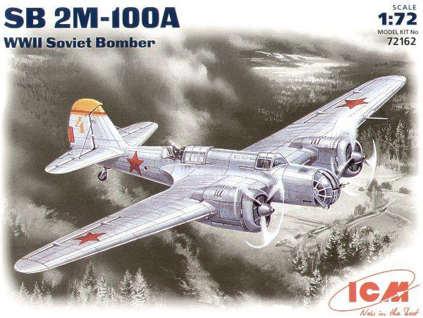 ICMTupolev SB-2M-100A