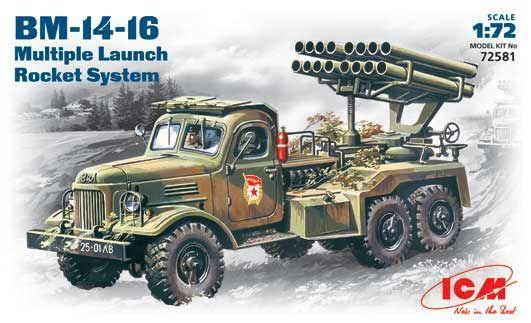 ICM BM-14-16 Katyusha rocket launcher