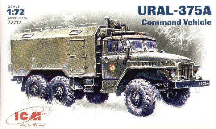 ICM Ural 375A Command Vehicle