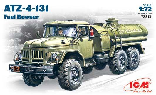 ICM ATZ-4-131 FUEL BOWSER (ZIL-131)