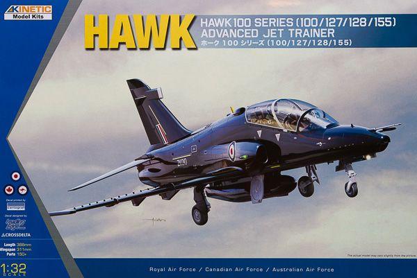 Kinetic Hawk 100