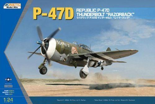 Kinetic P-47D Razor Back