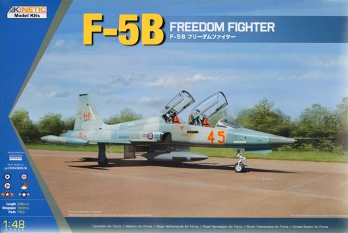 Kinetic F-5B/CF-5B/NF-5B Freedom Fighter
