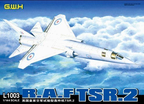 Great Wall Hobby R.A.F. TSR.2