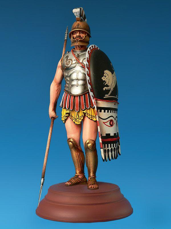 MiniArt Greek Hoplite IV Century B.C.
