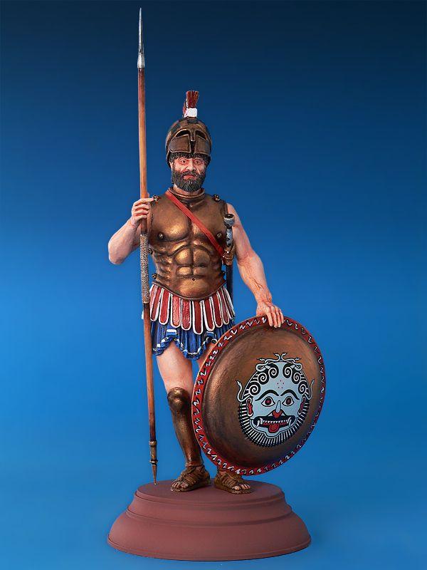 MiniArt Athenian Hoplite V Century B.C.
