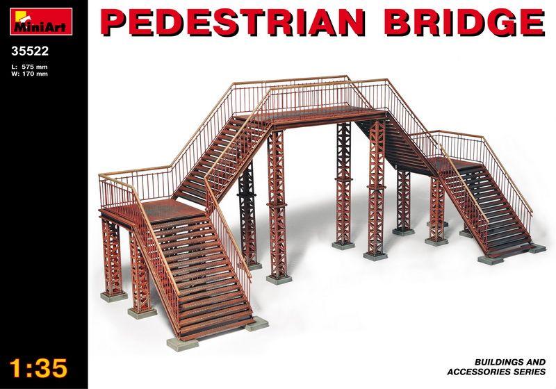 MiniArt Pedestrian Bridge