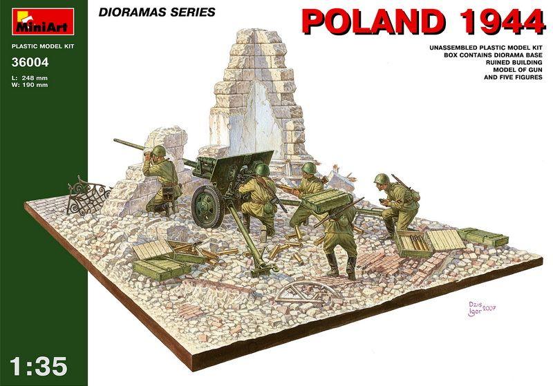MiniArt Poland 1944