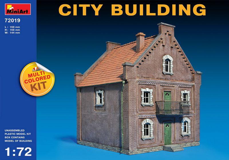 MiniArt City Building