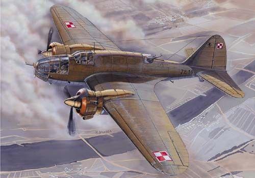 Mirage PZL 37A Los Bomber