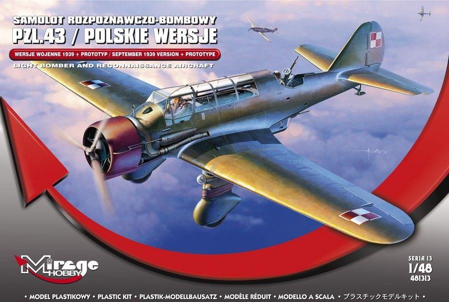 "Mirage PZL.43 ""September 1939 VER.+Prototype"""
