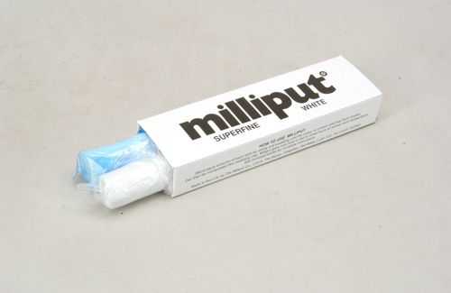 Milliput White Epoxy Putty 113g