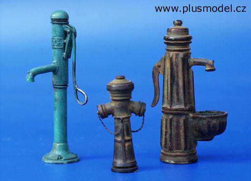 Plus Model Water pumps