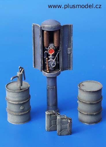 Plus Model Petrol Station