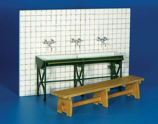 Plus Model Wash room