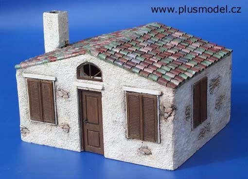 Plus Model House - Italian style
