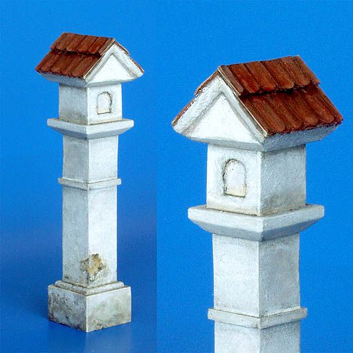 Plus Model Pillar Chapel