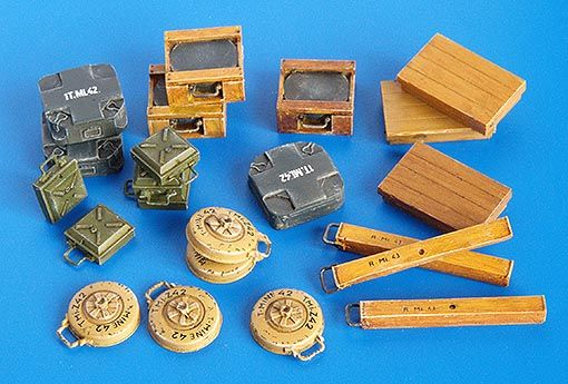 Plus Model Antitank mines I