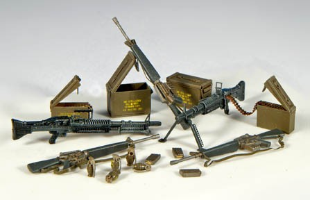 Plus Model U.s. weapons - Vietnam