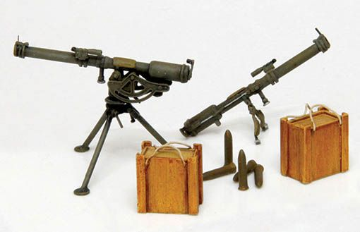 Plus Model U.S. recoilless rifle M-18 57 mm