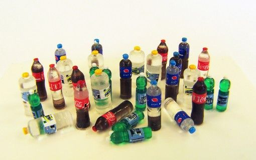 Plus Model PET bottles
