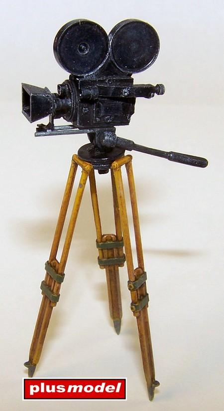Plus Model Camera