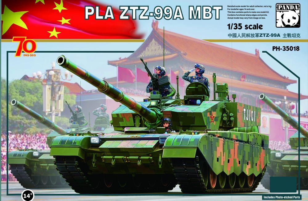 Panda Chinese ZTZ-99A