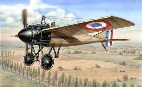 Special Hobby Morane Saulnier Typ N