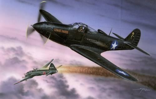 Special Hobby P-39Q Makin Airacobras Hi-tech