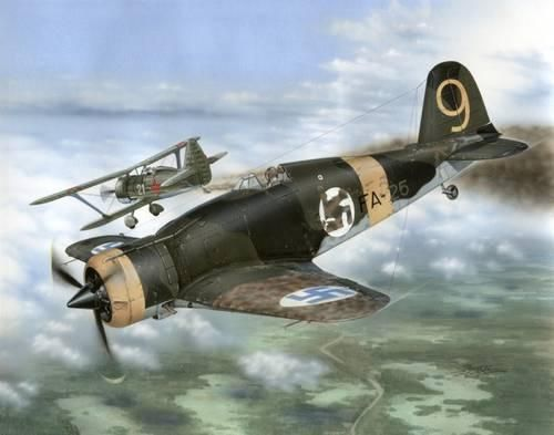 "Special Hobby Fiat G.50-II ""Finnish Service"""